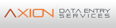 Axion Data Entry Services, Logo