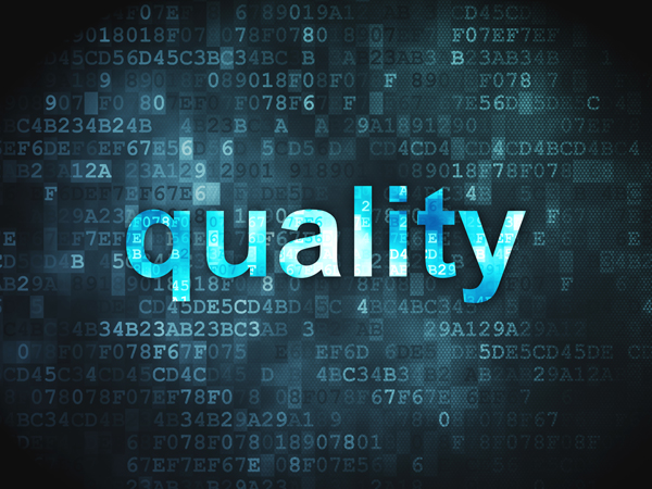 Data Entry Quality